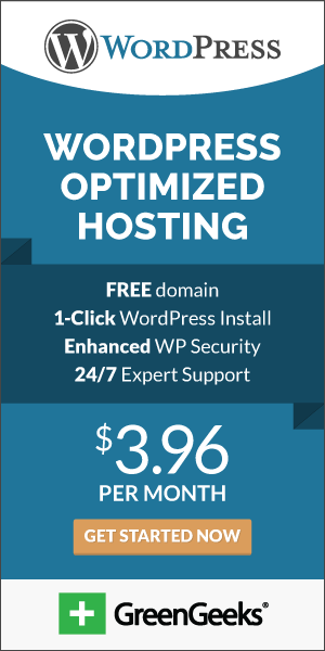 Wordpress optimized web hosting