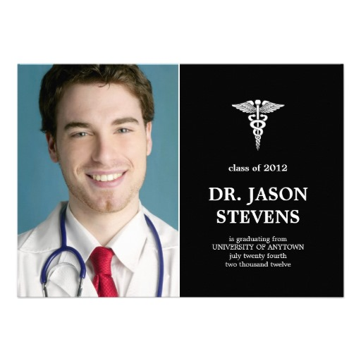 Medical Graduation Invitations Medical Graduation Photo