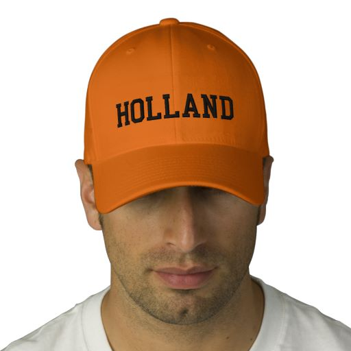 Oranje Holland Pet Kopen - Buy Orange Holland Hat