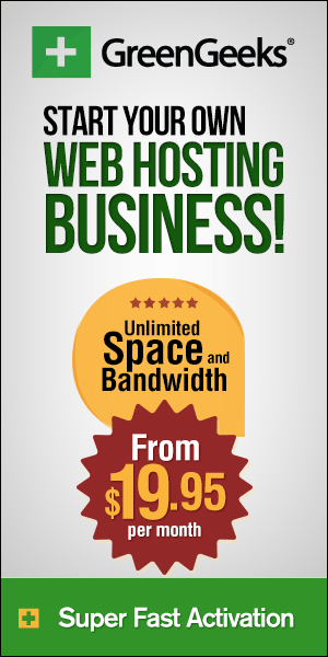 Start your own web hosting business - Reseller Hosting