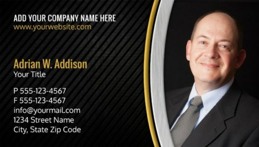 Professional Lawyer Appointment Business Card Best Luxury Photo
