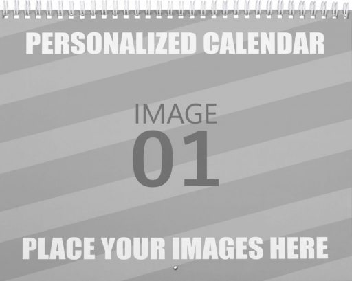 Create Your Own Calendar - Custom Photo Wall Calendar Template