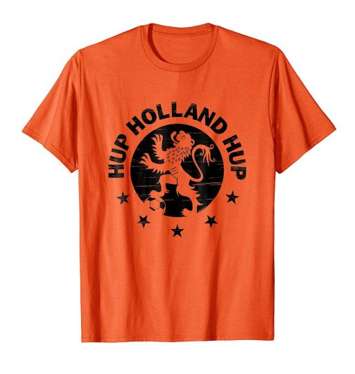 Hup Holland Hup T Shirt Dutch Soccer T Shirt